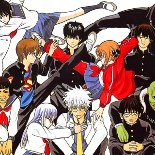 Gintama openings
