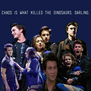 chaos is what killed the dinosaurs, darling. || JD Fanmix.