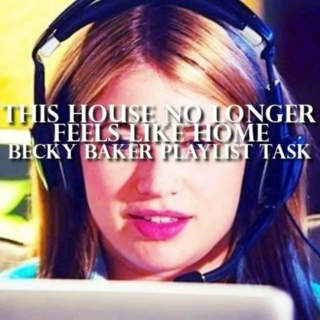 Becky Baker Playlist Task ♡