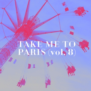 take me to paris vol. 8