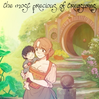 The Most Precious of Treasures Part 1: The Shire