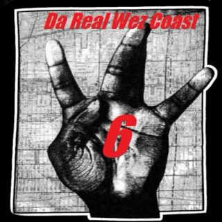 Da Real Wez Coast - Vol. 6