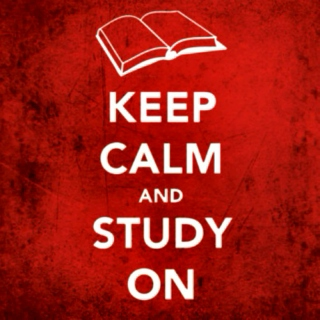 Keep Calm and Study On