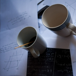 coffee + calculations