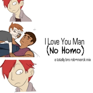 I Love You Man (No Homo)