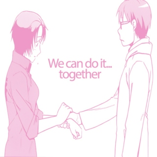 We can do it... together