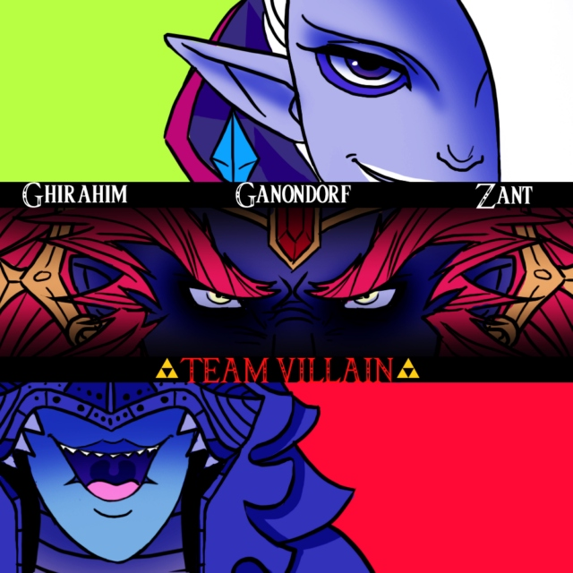 Hyrule Warriors: Team Villain