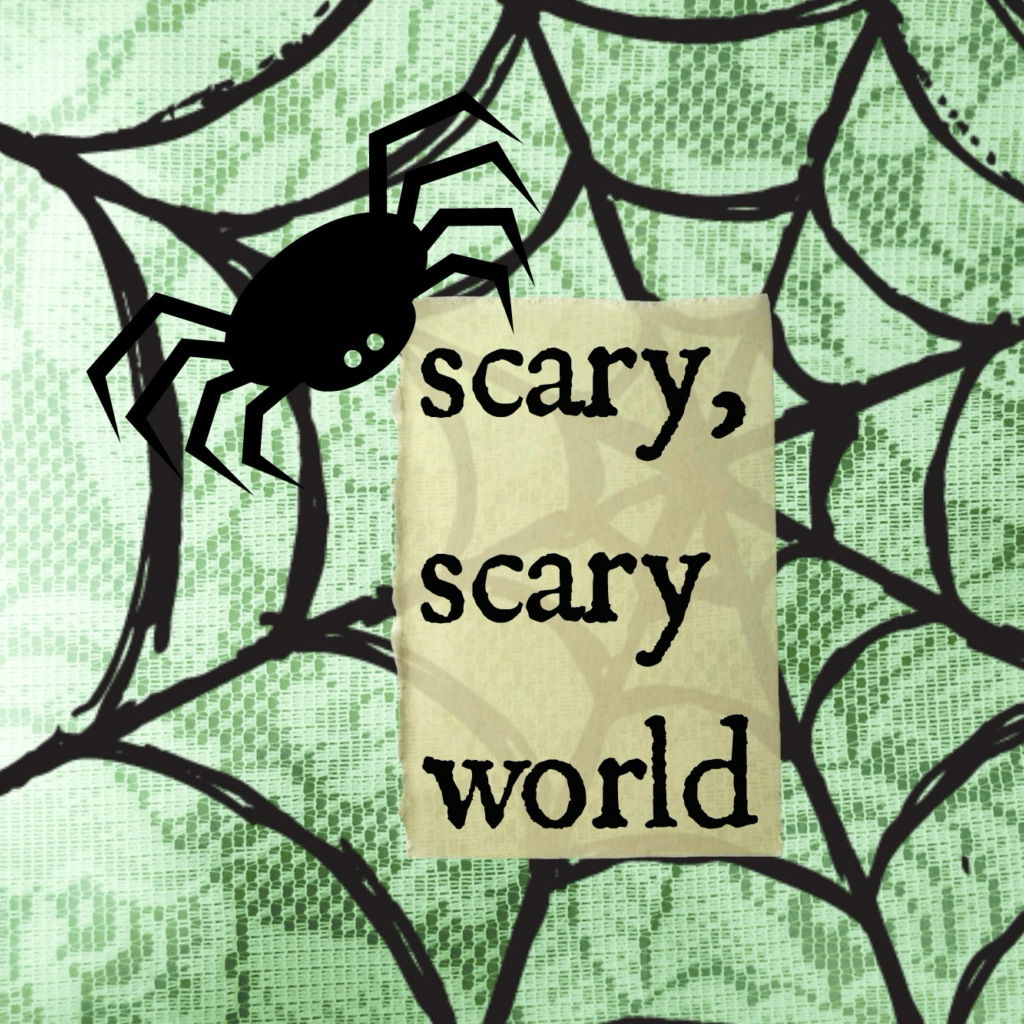 8tracks radio | scary, scary world (81 songs) | free and ...