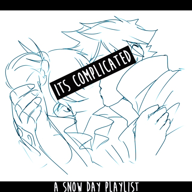 its complicated