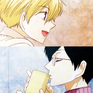 make this place your home {tamaki/kyoya}