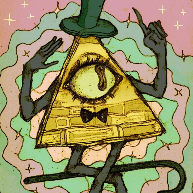 △ bill cipher △