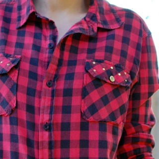 Plaid Button-Ups
