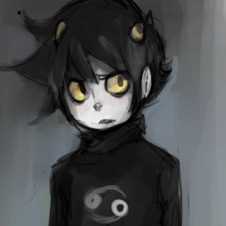 I Hate Everyone: a Karkat Fanmix