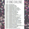 Song Challenge :)