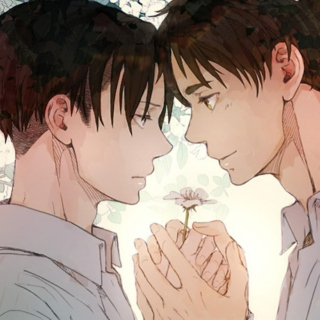 Levi and Eren, I will protect you