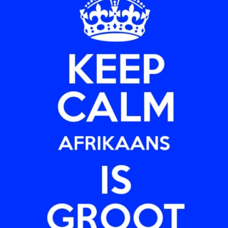 Afrikaans is groot 2