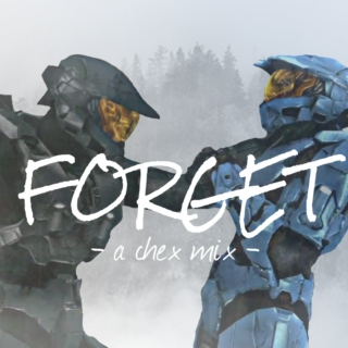 (i) forget (you) [chex]