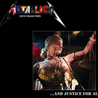 Metallica Live collection: And Justice for All