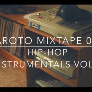 Hip-Hop Instrumentals Vol.2 - Mixtape 06