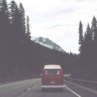 Travel Road Trip Autumn Mixtape