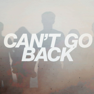 can't go back - teen wolf