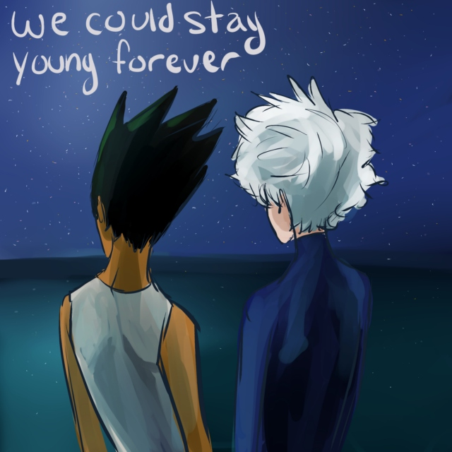 We Could Stay Young Forever