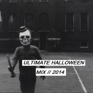 the ULTIMATE Halloween party mix