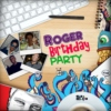 ROGER BIRTHDAY PARTY