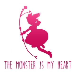 the monster is my heart.  //  madoka kaname