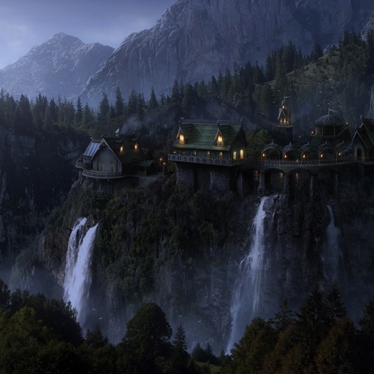 a rivendell lullaby
