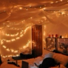 Fairy lights and Warmth