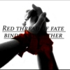 Red Thread of Fate Binds Us Together