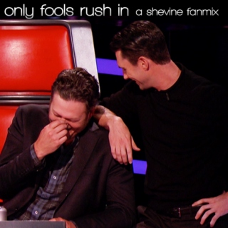 only fools rush in; a shevine fanmix