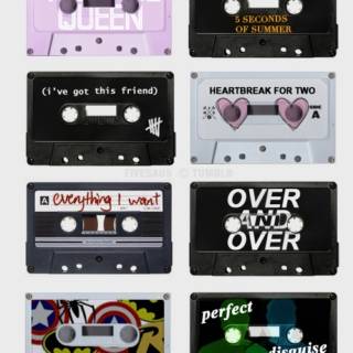 **the lost tapes