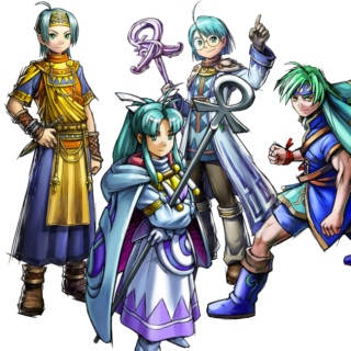 Masters of Water - A Golden Sun fanmix