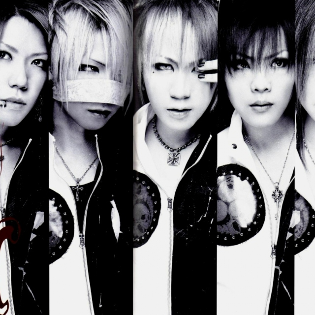 J-Rock & Visual Kei mix.