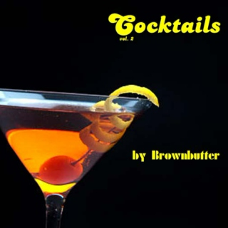 Cocktails by Brownbutter, v.2