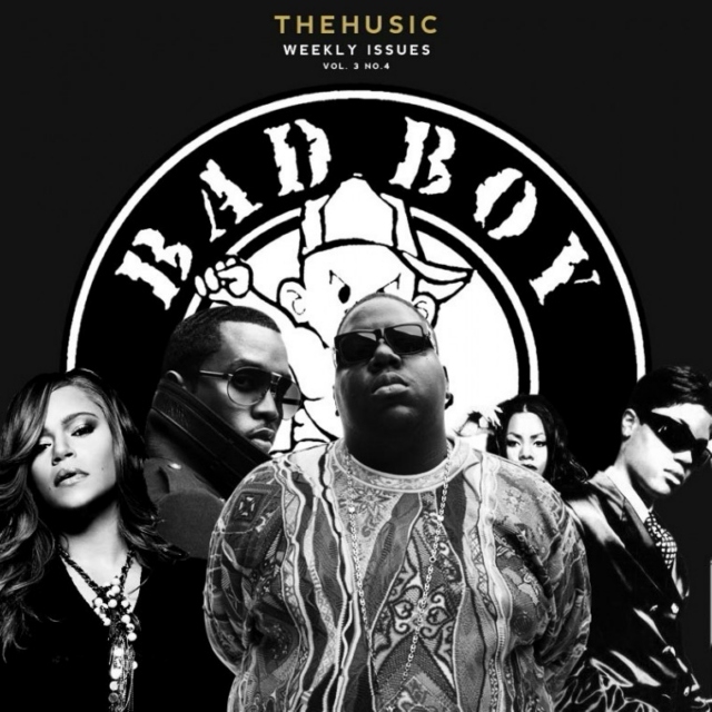 A Tribute To Bad Boy Records (11 Songs