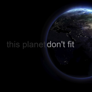 this planet don't fit