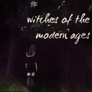 witches of the modern ages