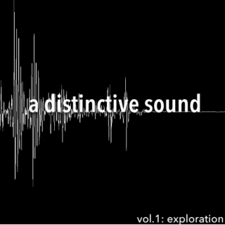a distinctive sound: exploration [1/4]