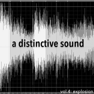a distinctive sound: explosion [4/4]