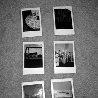 Lets just hangout & listen to good music and take Polaroid Pictures together