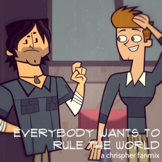 everybody wants to rule the world - a chrispher mix