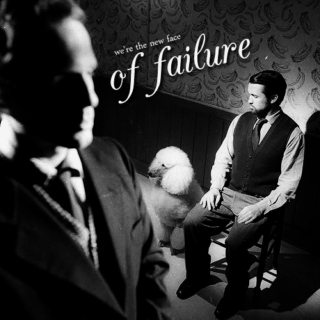 we're the new face of failure