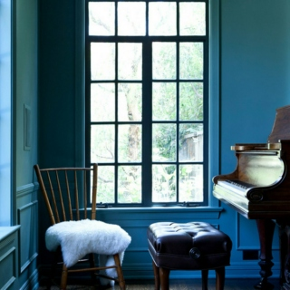 Study Instrumentals #9: Reflection with Piano
