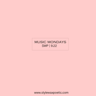 SWP Music Monday | 922