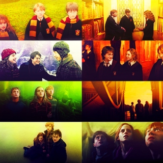 Triple Threat: The Golden Trio