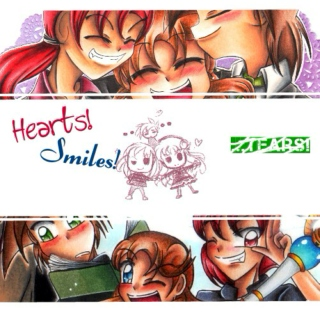 ----Hearts! Smiles! .... Tears!