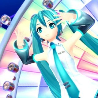 Project Diva F 2nd OST